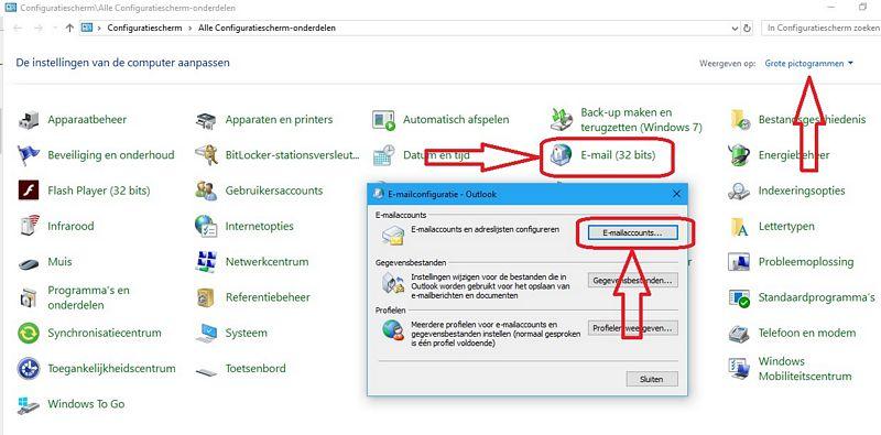 Outlook 2016 Windows10helpnl